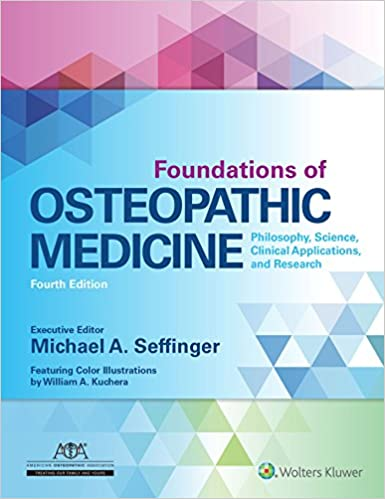 Foundations for osteopathic medicine: robert c. Ward: 9780781734974.