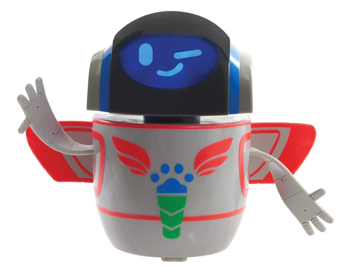 PJ Masks Lights & Sounds Robot, Multicolor, 9''
