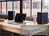 Micca PB42X Powered Bookshelf Speakers with 4-Inch