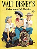 img - for Walt Disney's Mickey Mouse Club Magazine Volume II, No.3 (April, 1957) book / textbook / text book