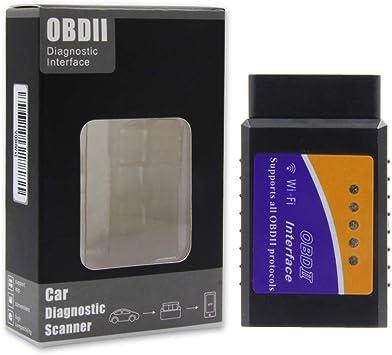 Oferta amazon: Mr Car OBD13 Código de Coche inalámbrico OBD2