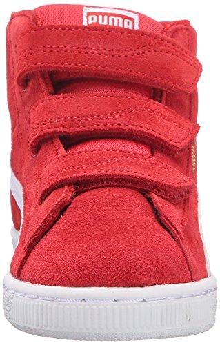 cc01df937249 PUMA Sesame Street Suede Mid Kids Sneaker (Toddler  Little Kid  Big Kid)
