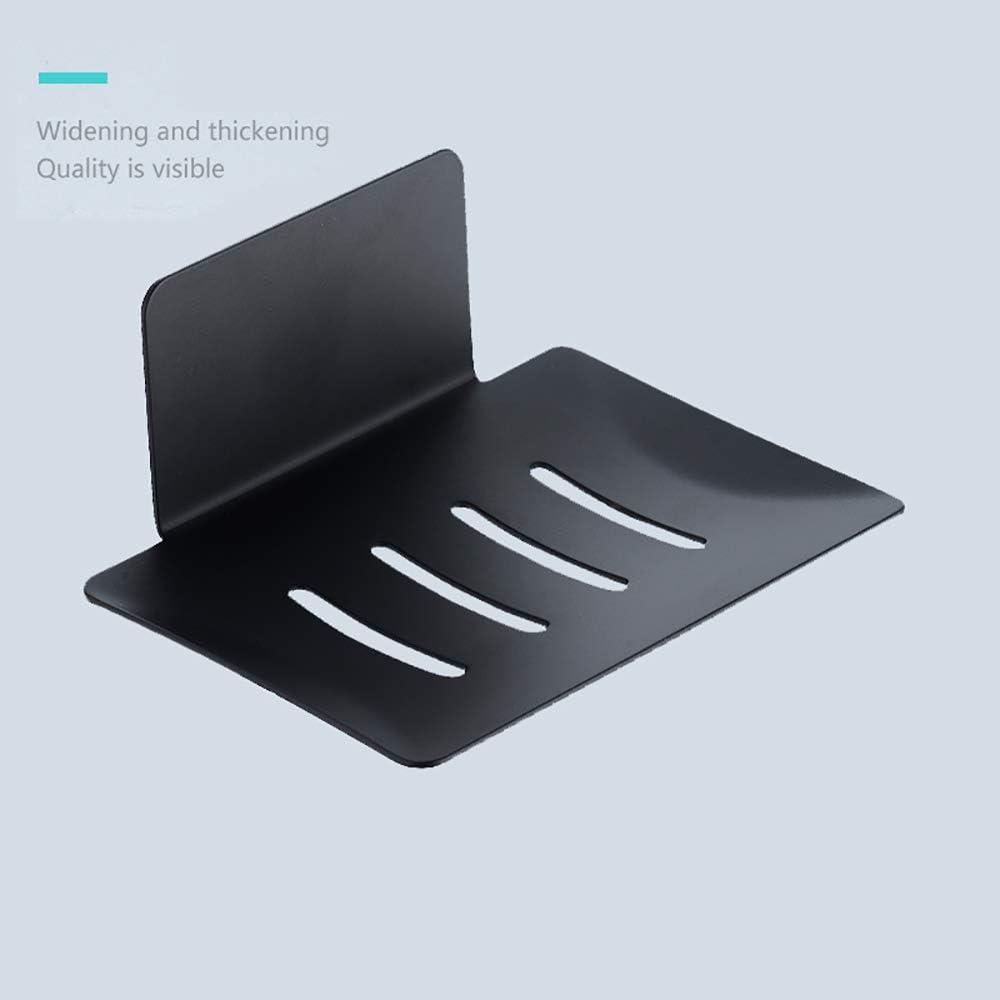 Moderne Chrom Seifenschale Ohne Bohren f/ür Badezimmer Celbon SUS 304 Seifenhalter aus Edelstahl 3M Selbstklebender