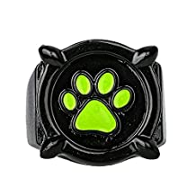 Xcoser Noir Ring Deluxe Black Zinc Alloy Cat Cosplay CL Accessory