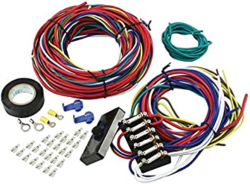 Amazon.com: EMPI 00-9466-0 WIRE LOOM KIT, VW BUGGY, SAND RAIL, UNIVERSAL:  AutomotiveAmazon.com