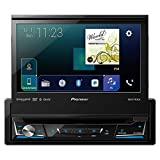 Pioneer AVH-3300NEX 7'' Flip Out DVD Receiver with CarPlay, Android Auto and Bluetooth