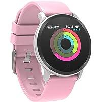 BingoFit Vito Fitness Tracker Smart Watch,Waterdichte Activiteit Tracker Met Hartslag BloeddrukMonitor,Slaapmonitor…