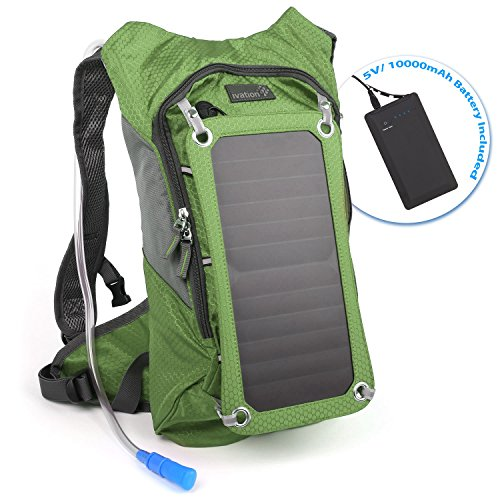 Ivation Survival Backpack Hydration Waterproof