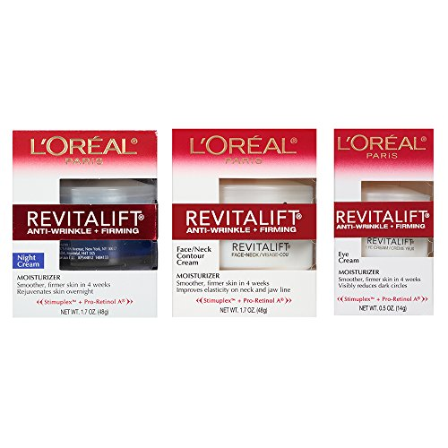 LOreal Paris Revitalift Night Regimen