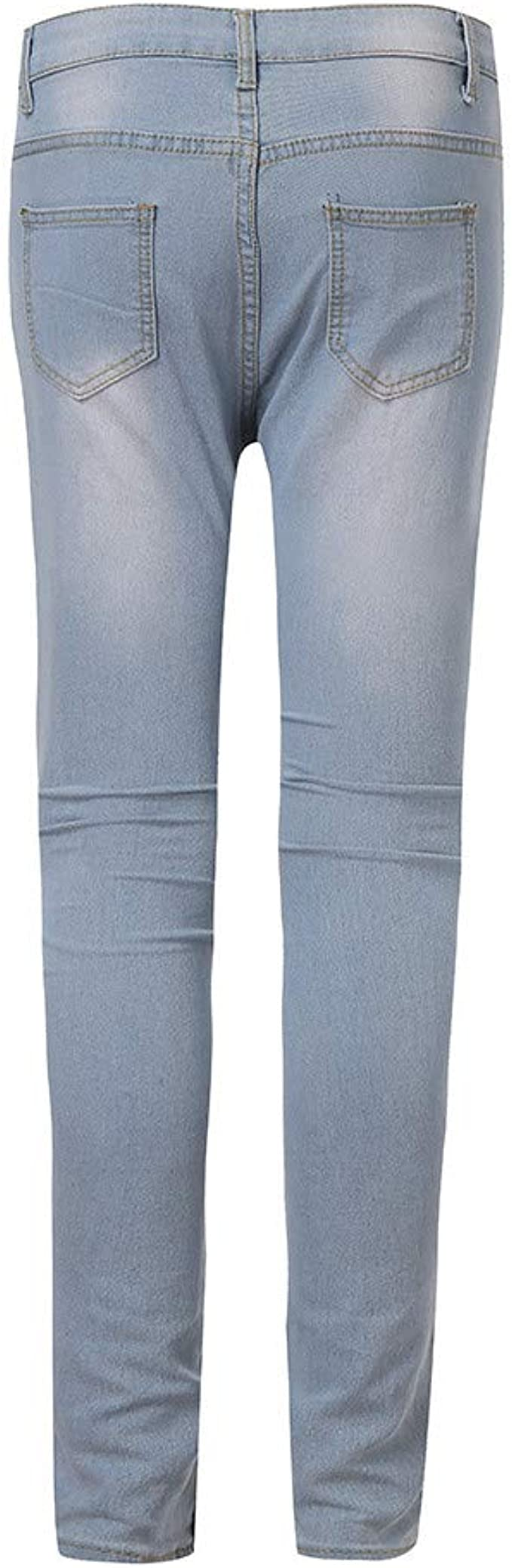 S 10 Types L M MISM Jeggings for Women Pull-On Denim Printed Skinny Stretch Jean Leggings Tights for Summer