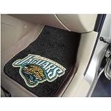 Jacksonville Jaguars Car Auto Floor Mats Front Seat