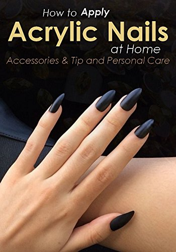 How to Apply Acrylic Nails at Home : Accessories & Acrylic Tip and ...