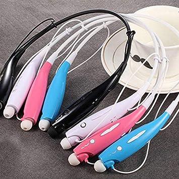 SDGDFXCHN HBS730 - Auriculares inalámbricos para Correr, Gimnasio, Deportivos, con Bluetooth, para el Cuello, sin Cable, reducción de Ruido: Amazon.es: ...