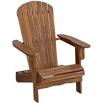 Genial Cape Cod Natural Wood Adirondack Chair