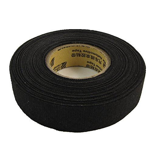 15m 19mm auto high heat resistant wiring insulation cloth insulating tape new flyers online. Black Bedroom Furniture Sets. Home Design Ideas