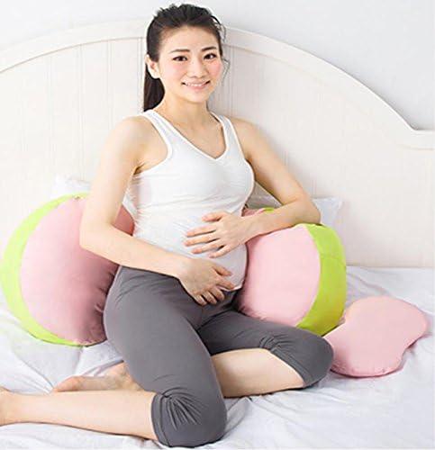Cotton U Shape Pregnant Maternity Women Cozy Pillow Belly Waist Lumbar Support
