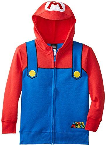 Nintendo NNTD0210 40043101 Boys Mario Bill