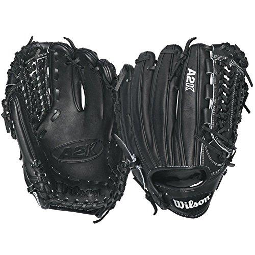 Wilson A2K D33 11.75' Pitcher's Baseball Glove - Right Hand Throw