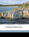 Constantine, J. C. [Old Catalog Heading] Kittredge, 1175491705