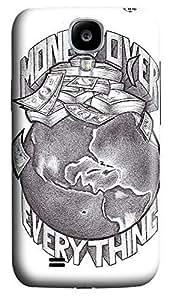 Samsung S4 Case Dollar international 3D Custom Samsung S4 Case Cover