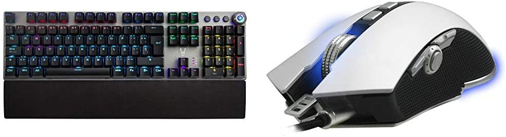 Woxter Stinger RX 1000 Kr - Teclado Gaming mecánico ...