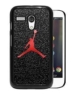 New Design Michael Jordan 1 Black Durable Motorola Moto G Phone Case
