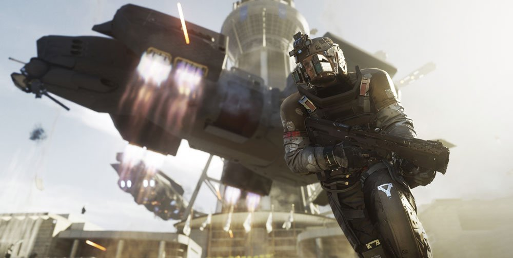Top Selling Xbox One Games Call of Duty