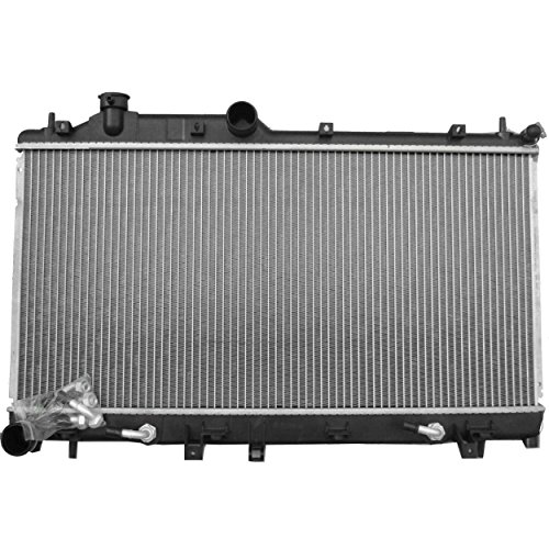 SCITOO Radiator 2778 for 2005-2009 Subaru Legacy GT H4 2.5L, 2005-2009 Subaru Outback 2.5 XT H4 2.5L by Scitoo