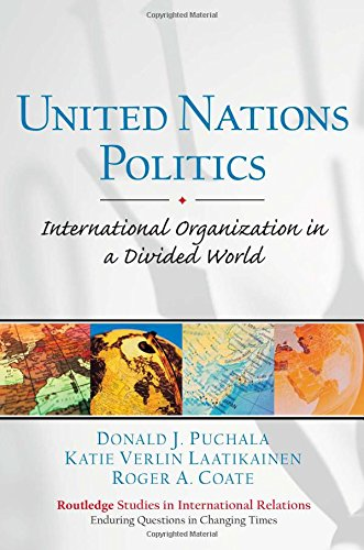 United Nations Politics: International Organization in a Divided World (Prentice Hall Studies in International Relations