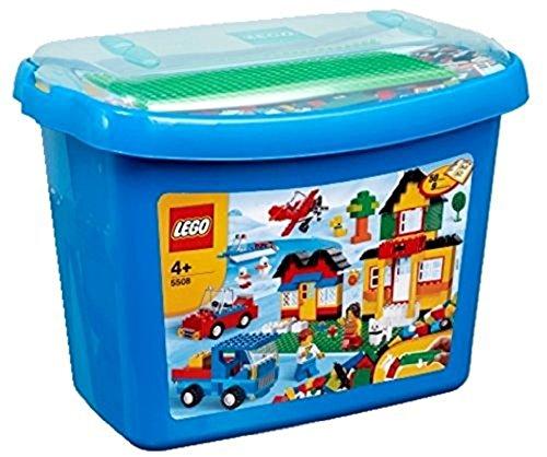 レゴ (LEGO) 基本セット 青のコンテナスーパーデラックス 5508   B002Q4U72E