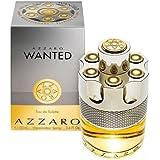 PERFUME FUR MAN AZZARO WANTED 100 ML EDT 3,4 OZ 100ML FOR MEN EAU DE TOILETTE SPRAY