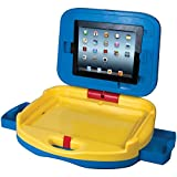 CTA iPad with Retina Display/iPad 3rd Gen/iPad 2 Kids Drawing & Activity Case - Retail Packaging - Blue