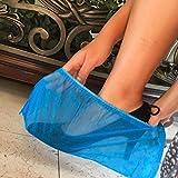 Ifavor123 Anti-Skid Non-Slip Disposable Blue