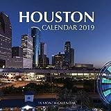 Houston Calendar 2019: 16 Month Calendar