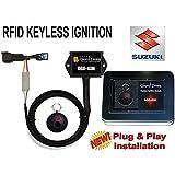 Keyless Ignition Module for Suzuki GSXR 600, 750, 1000 & Hayabusa 1300 Motorcycles