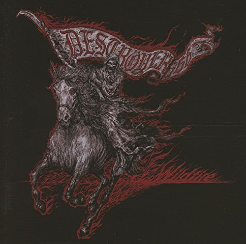 CD : Destroyer 666 - Wildfire (CD)