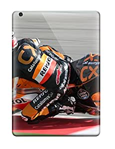 Robin Boldizar's Shop New Style High Grade Flexible Tpu Case For Ipad Air Marc Marquez Moto Gp Rossi 8537153K88907862