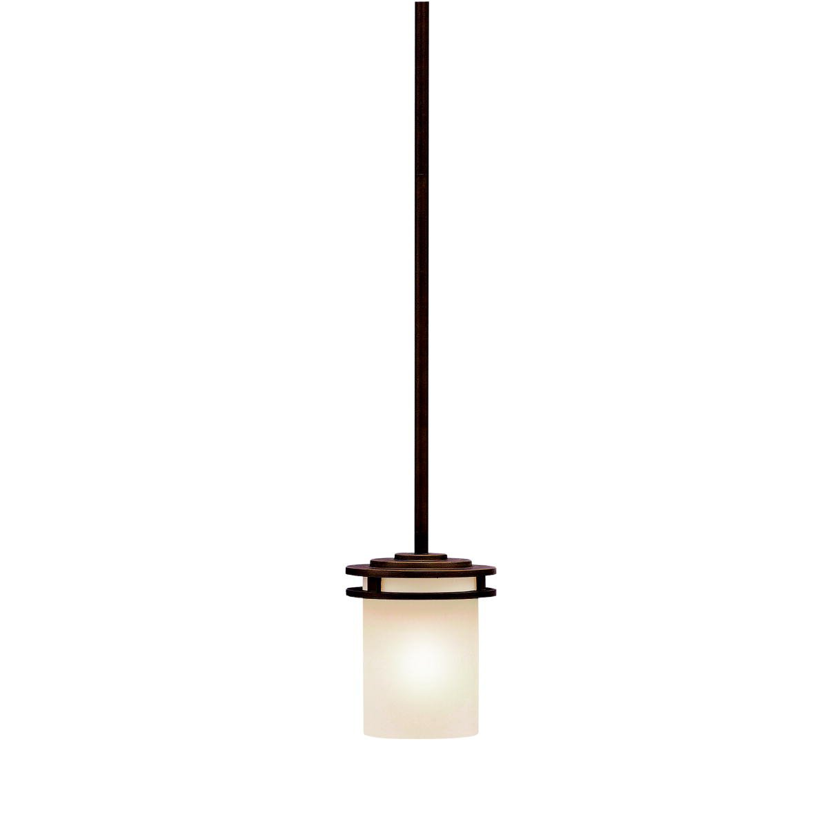 kichler lighting 3475oz 1light hendrik mini pendant old bronze ceiling pendant fixtures amazoncom - Bronze Pendant Light