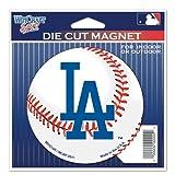 Dodgers Die Cut Magnet