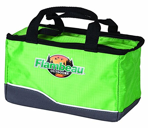 Flambeau Outdoors Lightning Bag Soft Tackle Bag System, Small (Systems Soft Tackle)
