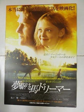 Amazon | 映画B2ポスター「夢駆...