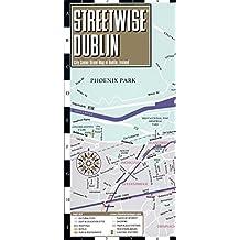 Streetwise Dublin Map - Laminated City Center Street Map of Dublin, Ireland (Michelin Streetwise Maps)