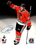 Andrew Shaw Autographed Signed 1st Star Stanley Cup 2013 Game 1 8x10 Photo Photograph