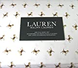 Lauren 4 Piece Full Size Sheet Set Beagle Dogs 100% Cotton