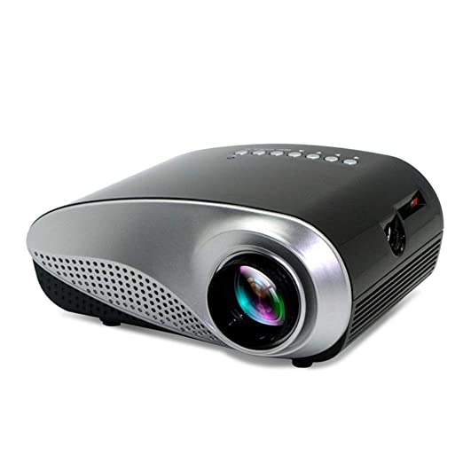 FAY Mini proyector portátil, Home Theater Cinema LED Proyector LCD ...