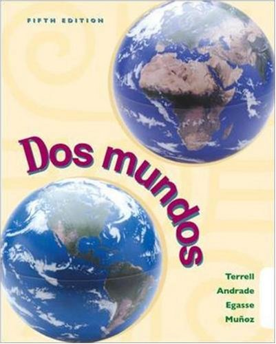 Dos mundos (Student edition )