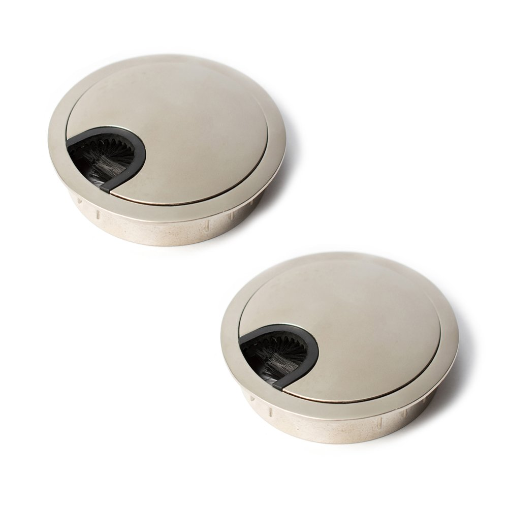 Material: metal Pasacable redondo Di/ámetro: 80 mm Sossai/® KDM1-ST 1 pieza Dise/ño: acero