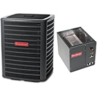 2 Ton 14.5 Seer Goodman Air Conditioning Condenser and Coil GSX160241 - CAPF3636B6 - TX2N4