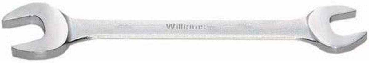 1-1//4 by 1-5//16-Inch Williams 1038 Double Head Open End Wrench
