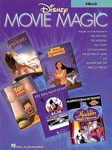 Disney Movie Magic: Cello Instrumental Solos (Disney Cello Solos)